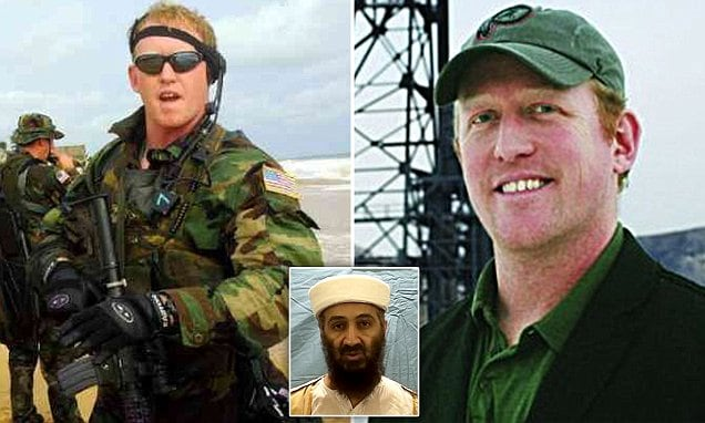 Former Navy SEAL Senior Chief Rob O'Neill has come forward as the commando who zapped Osama bin Laden in 2011. (Photo: Daily Mail)
