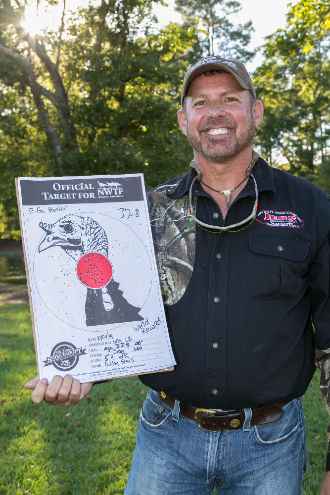 bobby sears world record winchester long beard