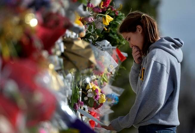 Two security guards have come forward bringing new information to light from the deadly shooting at Arapahoe High School in Centennial, Colorado, last year. (Photo: The Denver Post)