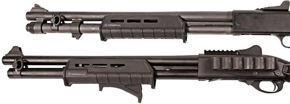 magpul moe m-lok forends shotguns 870 500