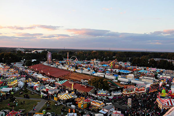 NC state fairgrounds