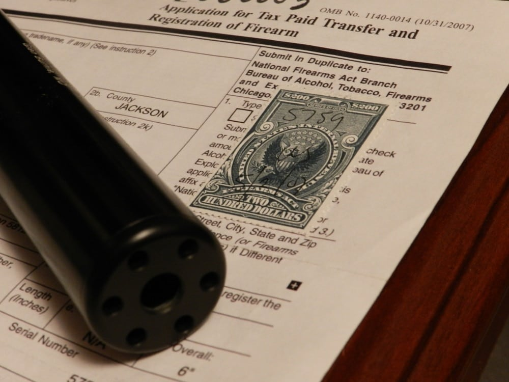 Current wait times for tax stamps from the ATF's NFA Branch are taking up to 8 months. (Photo: Chris Eger)