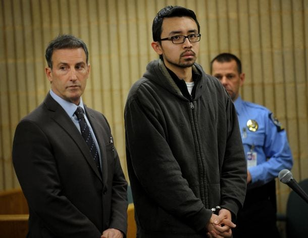 William Dong is facing five years on federal charges in addition to the two he picked up from the state in a case that friends call a huge misunderstanding. (Photo: Brian A. Pounds/Fairfield Citizen)