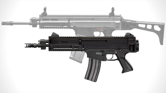 CZ-805 BREN PS1 pistol