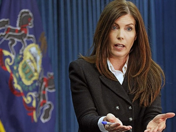 """Pennsylvania state Attorney General Kathleen Kane doesn't want any part of defending the """"strongest firearms preemption statute in the country"""" (Photo: Philly.com)"""