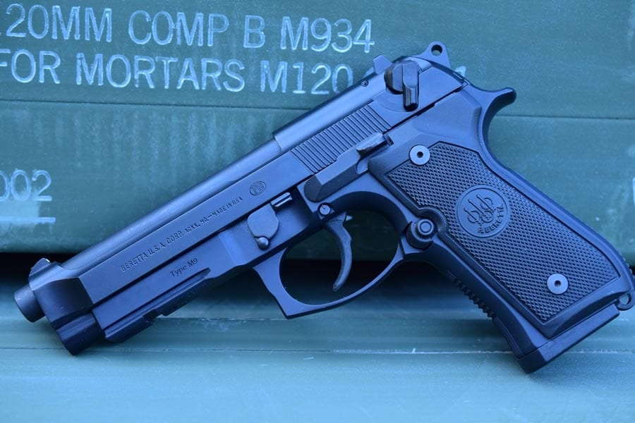 Four Problems With the Beretta M9 Handgun :: Guns com