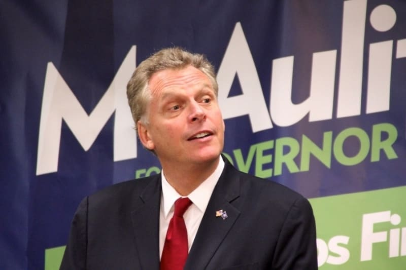 Republicans in Virginia are not impressed with Gov. Terry McAuliffe (D) and his new gun control proposals (Photo: AP)