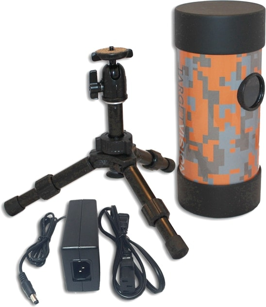 targetvision short range wireless digital spotting scope