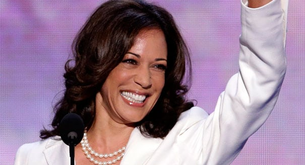 Gun rights advocates in California are unlikely to miss state Attorney Gen. Kamala Harris should she leave for Washington D.C. (Photo: AP)