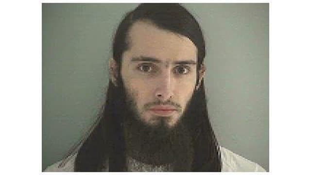 According to the FBI, Christopher Lee Cornell is an ISIS-allied lone wolf terrorist (Photo: Butler County Jail)
