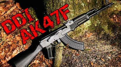 The DDI AK47F is a milled menace (VIDEO)