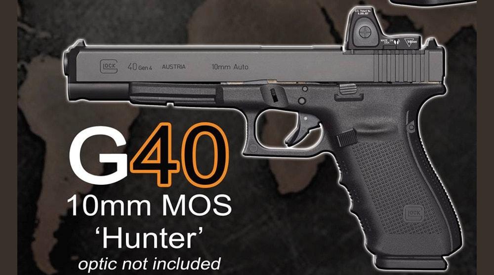 Gun shops leak upcoming full-size Glock 40 10mm