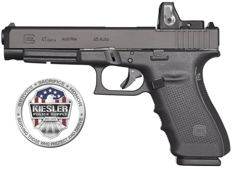 Glock 41 MOS kiesler police supply