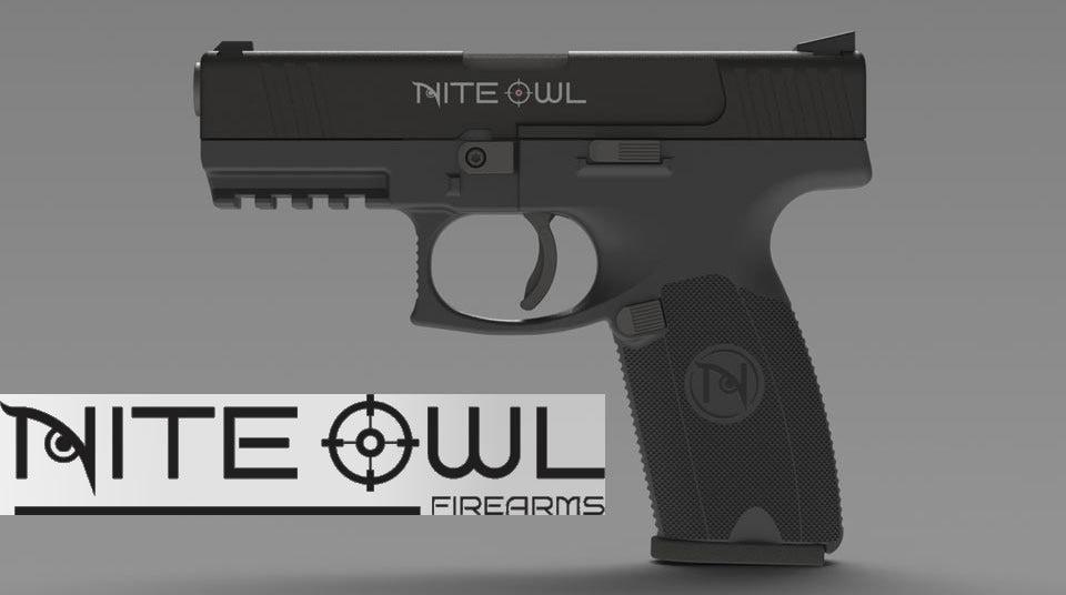 Nite Owl Rendering 2