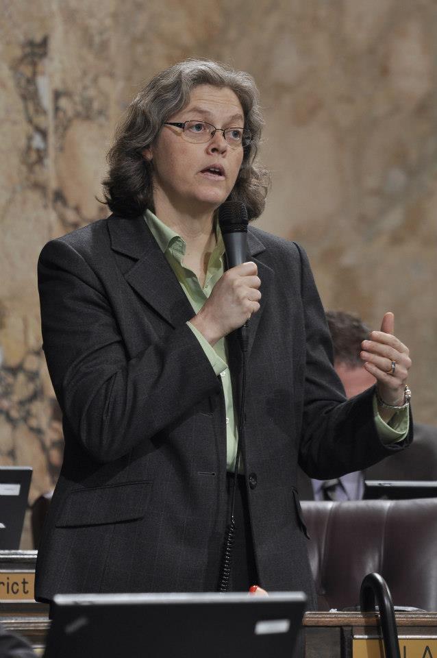 Washington Rep. Laurie Jinkins