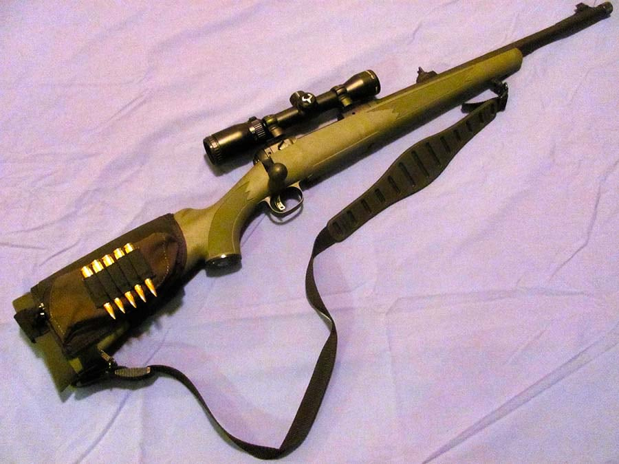 Gun Review - Savage Arms Hog Hunter :: Guns com