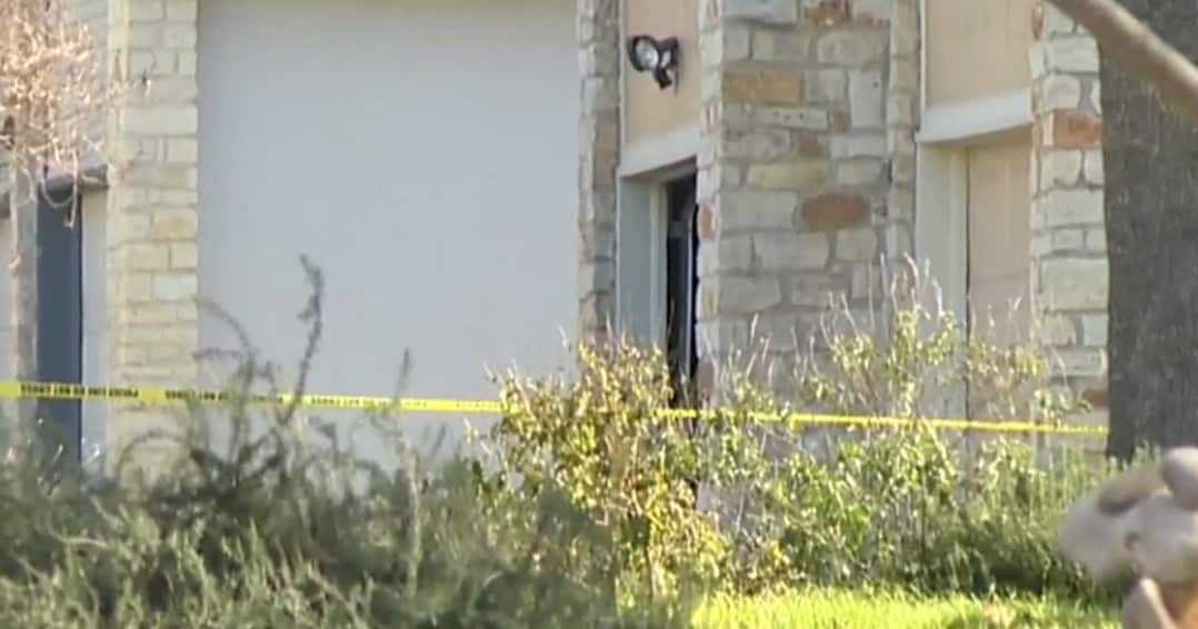 The residential facility and the home where the break-in occurred are located in the same cul-de-sac. (Photo: ABC)