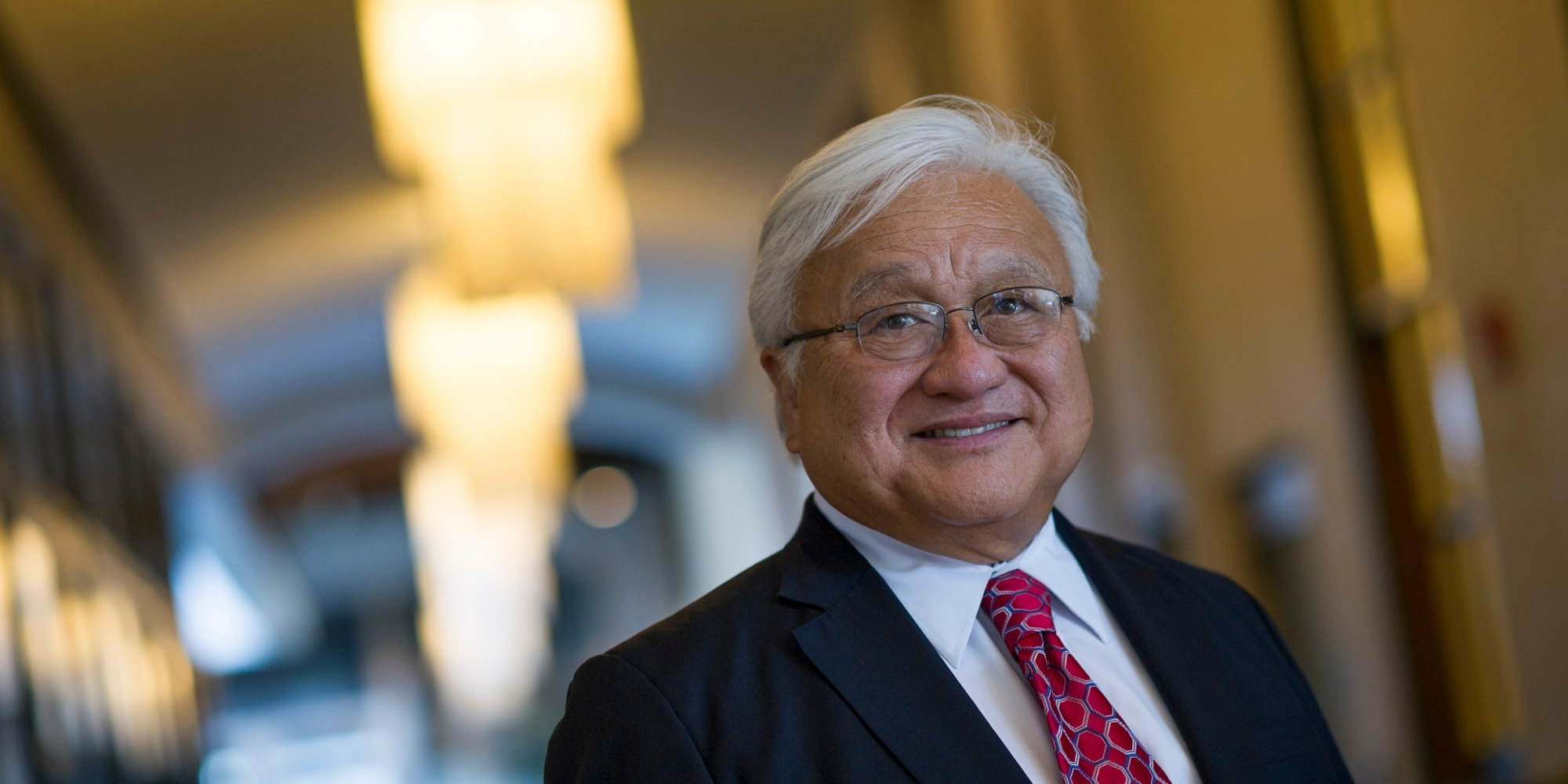 Rep. Mike Honda, (D-CA), wants to ban the sale of certain kinds of body armor, 80 percent lowers, and parts kits in an effort to stop gun crime. (Photo: David Paul Morris/Businessweek)