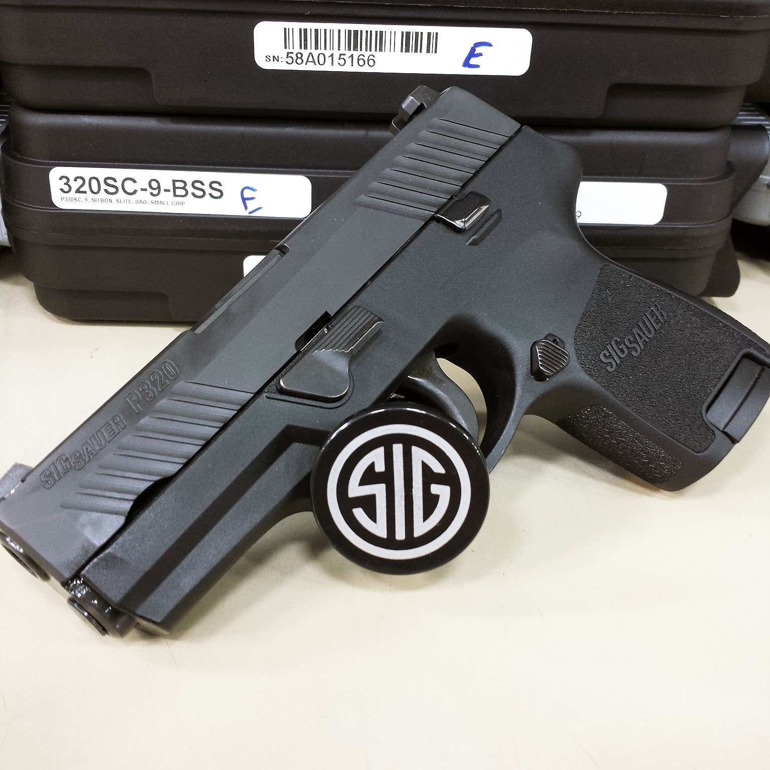 p320 subcompact 9mm