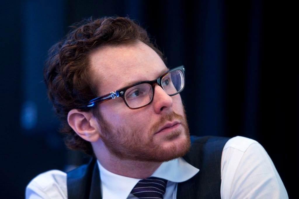 Billionaire tech guru Sean Parker dropped a quarter million dollars into the fund to bring expanded background checks to virtually all gun transfers in Nevada. (Photo: Forbes)