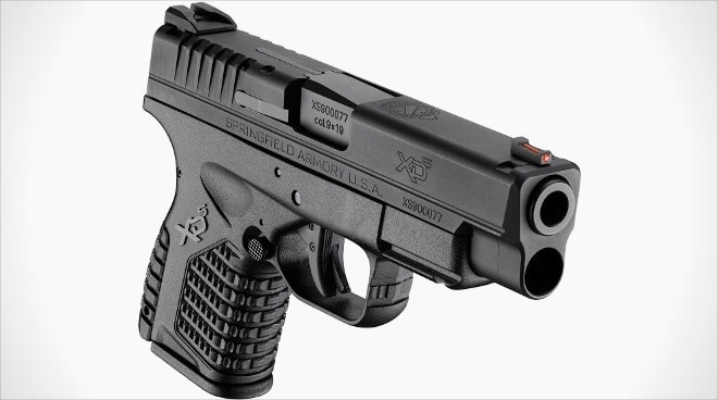 Springfield lists XD-S at new low price with Essentials kit