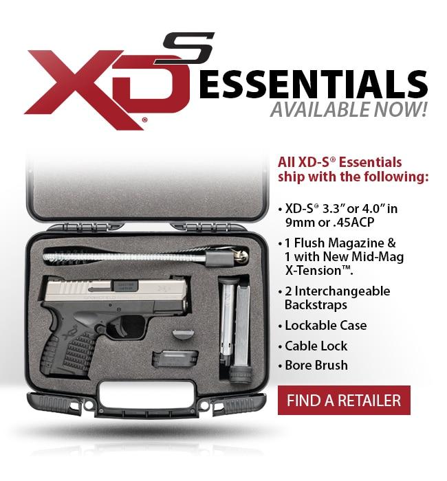 xd-s essentials kit
