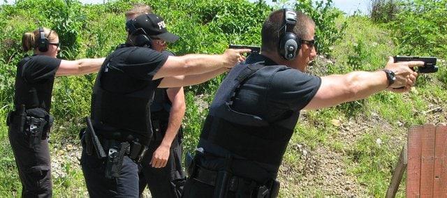 police glocks