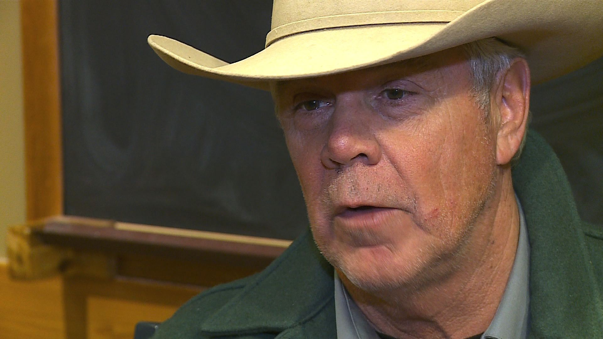 Minnesota State Rep. Tony Cornish, R-Vernon Center, is publicly asking the mall to allow legally armed visitors in response to the terror threat. (Photo: CBS News)