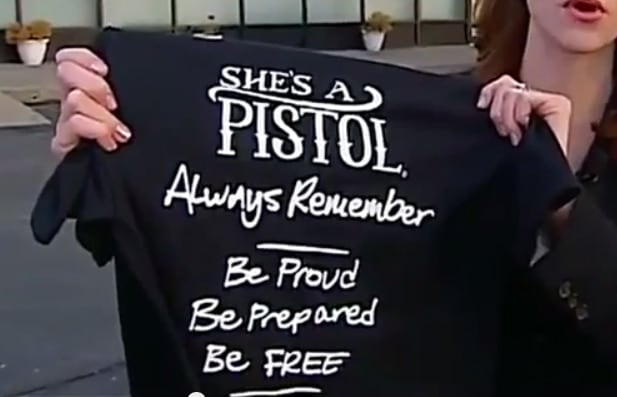 Orders for the memorial T-shirts have been placed from all across the country. (Photo: KMBC)