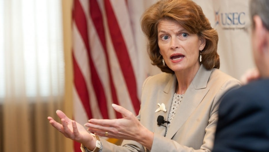 U.S. Sen. Lisa Murkowski, R-Alaska, introduced sweeping reform legislation this week that could change many facets of how the federal government treats hunters, anglers, and recreational shooters. (Photo: Liz Lynch/National Journal)