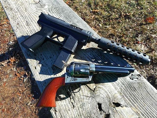 Gun Review: The first Kel-Tec pistol, the TEC-DC9