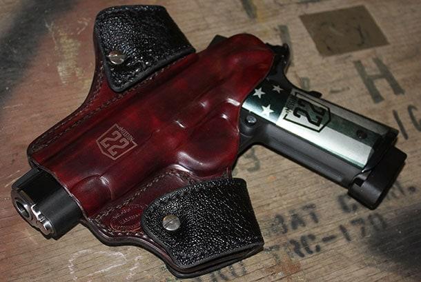 Dalton Fury custom 1911 handgun