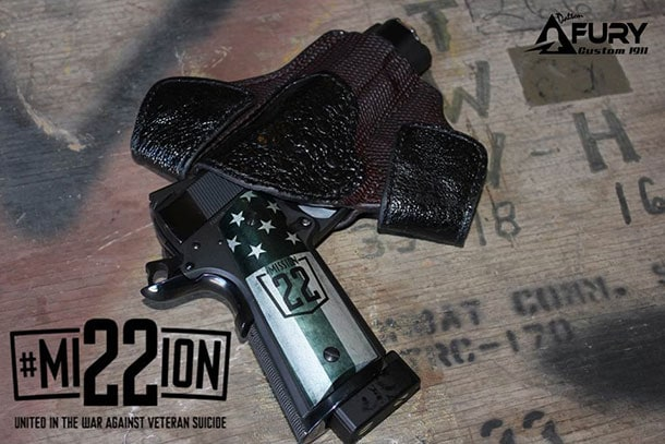 dalton fury custom 1911