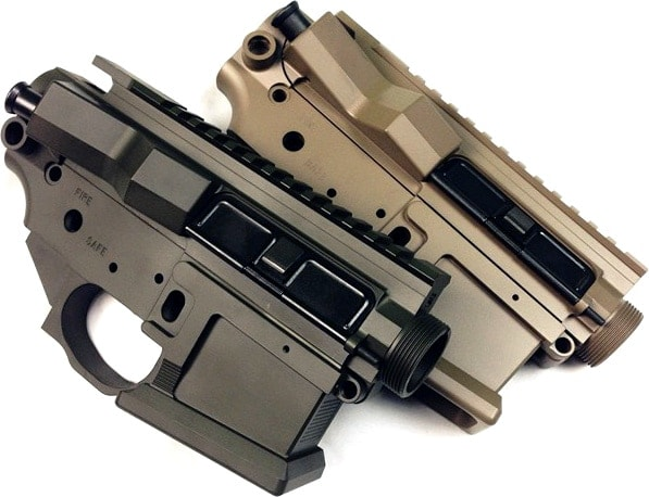 franklin armory billet receiver sets