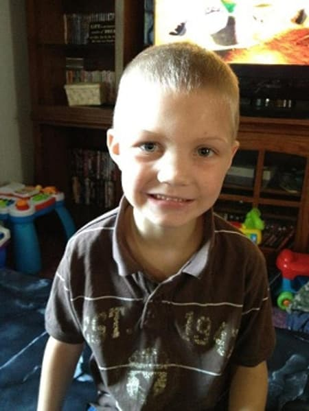 8-year-old Kyle Phelan died after being struck in the head by a piece of the stove.