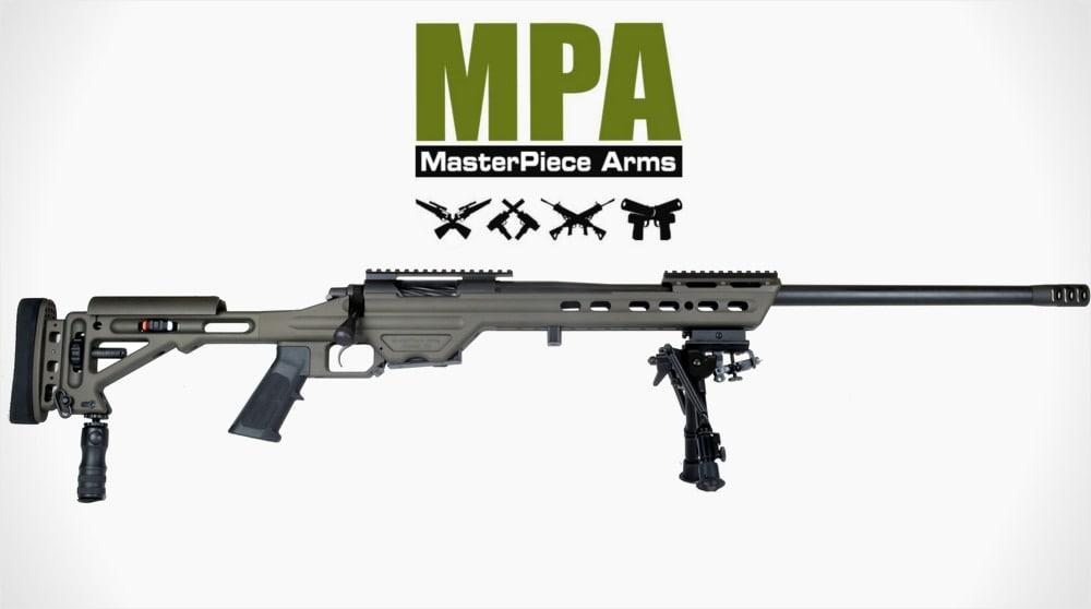 mpa ba custom rifle