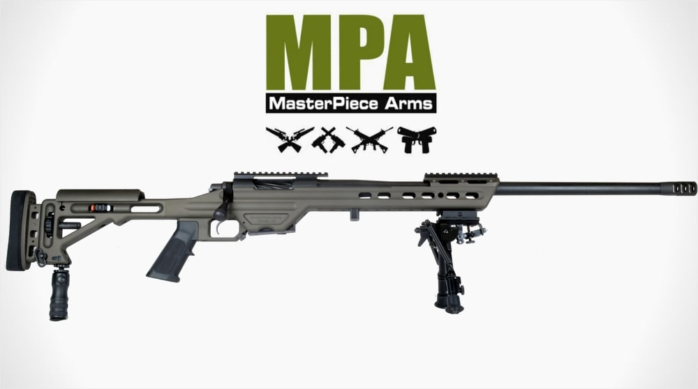 MPA's got a cool new custom bolt action rifle service
