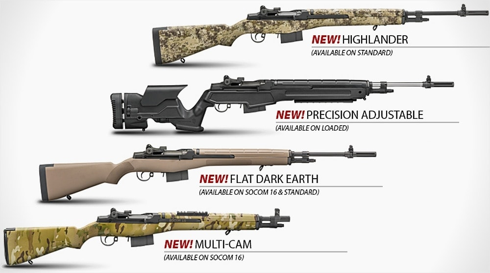 new 2015 springfield m1a