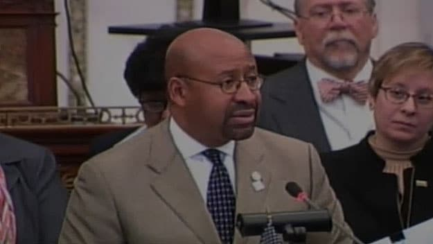 Philadelphia Mayor Michael Nutter is one of several facing the implications of lawsuits over local gun laws made illegal by NRA-backed Act 192. (Photo: City of Philadelphia)