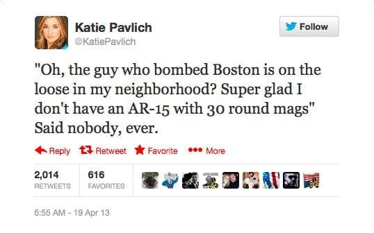 boston bomber tweet