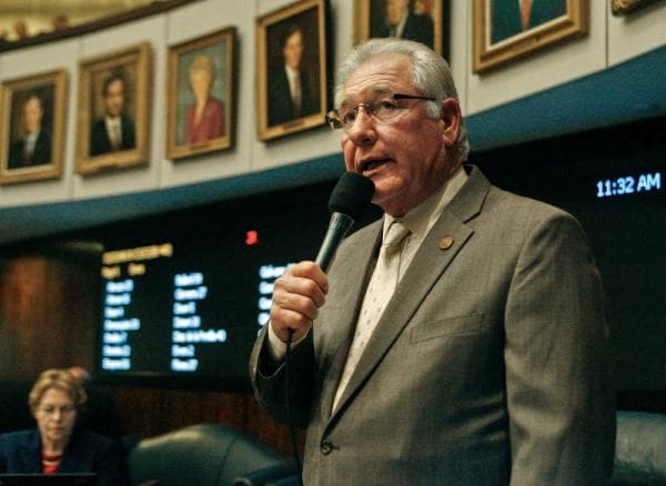 Florida Sen. Greg Evers, R-Okaloosa County, has shepherded a bill through committee to do away with gun free zones on the state's university and college campuses. (Photo: St. Augustine Record)