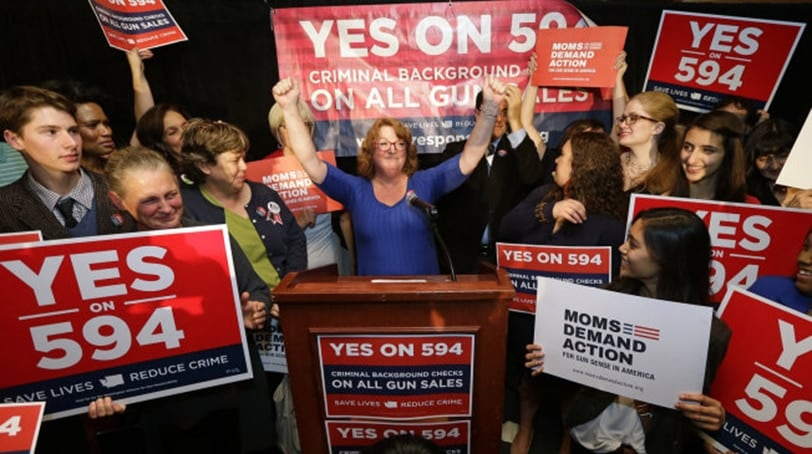 Yes on 594