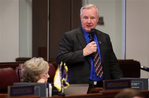 Nevada Sen. Don Gustavson, R-Sparks, has introduced a bill to bring constitutional carry to his state (Photo: Cathleen Allison/AP)