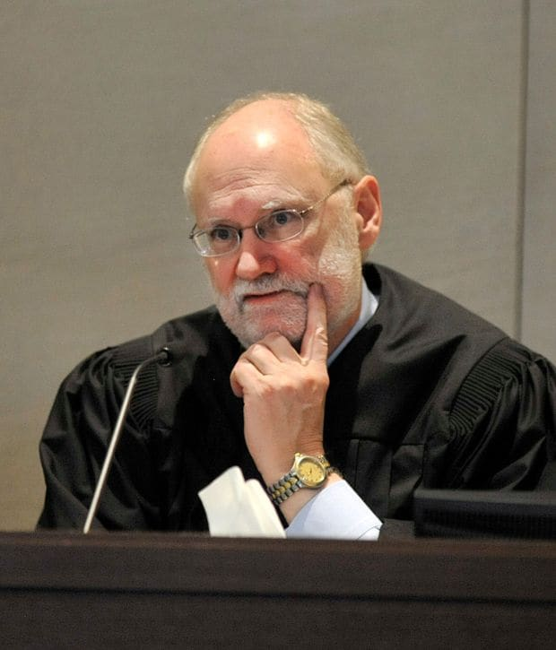 Ninth Circuit Chief Judge Sidney R. Thomas ordered Thursday that the Peruta and Richards cases be reheard by an 11-judge panel of the appeals court, placing gains made towards California concealed carry rights in limbo. (Photo: James Woodcock/Billings Gazette)