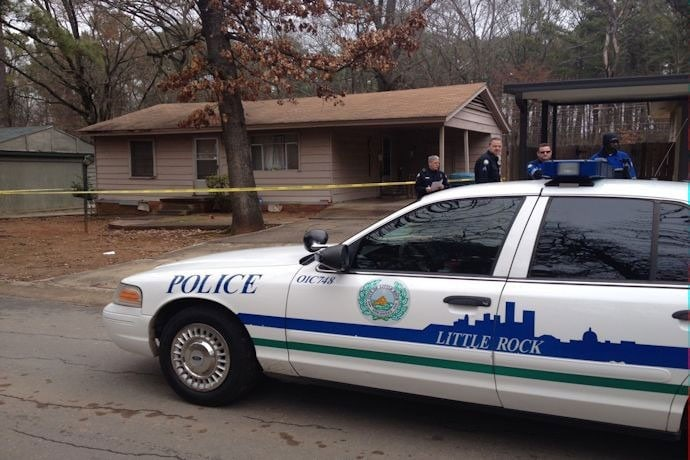 Neighbors said they're frustrated with the high crime rate in the area. (Photo: Arkansas Matters)