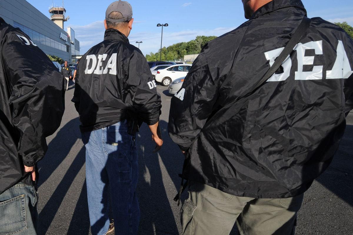 DEA agents (Photo: Associated Press)