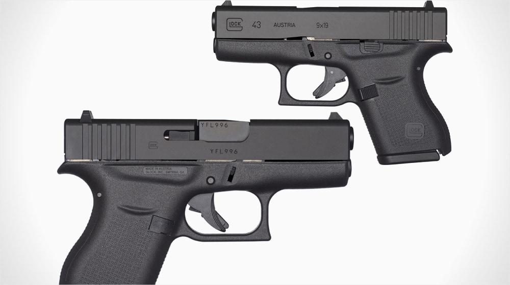glock 43 cover