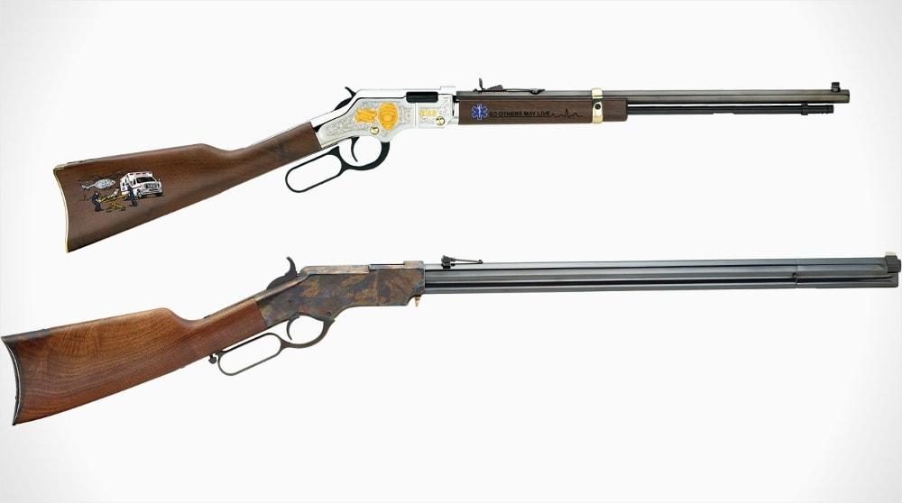 henry charity rifles nra ems