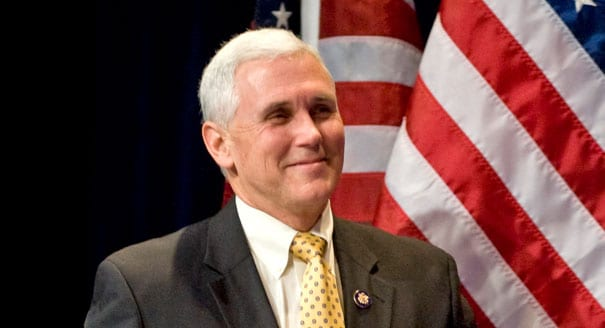 Indiana Gov. Mike Pence (R) will soon have to decide if short-barreled shotguns will be allowed in the Hoosier State. (Photo: AP)