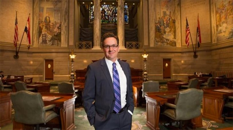 Missouri Sen. Kurt Schaefer  (Photo: Progress Missouri)